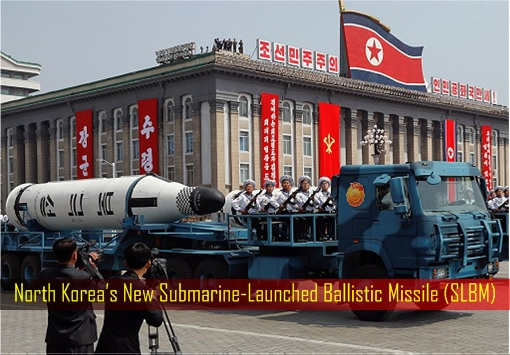 North Korea's New Submarine-Launched Ballistic Missile (SLBM)