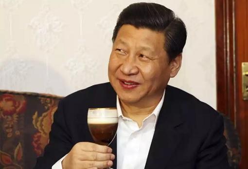 President Xi Jinping - Toast Beer