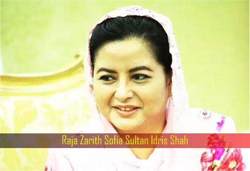 Raja Zarith Sofia Sultan Idris Shah