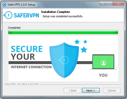 SaferVPN For Desktop and Laptop