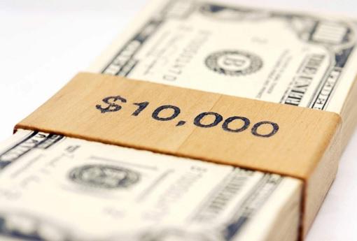 US Dollar 10000