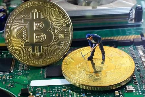 Bitcoin - Mining Coins