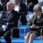 Badass Trump Lectured & Insulted EU Leaders - No Money, No Defence