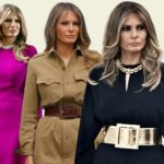 Fashion Diplomacy - Here's What First Lady Melania Wore That Dazzles The World