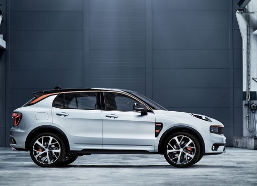Geely - Lynk and Co 01 Car