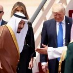 Trump The Great - No Kowtow To King Salman, Rewarded With $350 Billion Deals