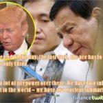Leaked!! - Here's Transcript Of President Trump's Call With President Duterte