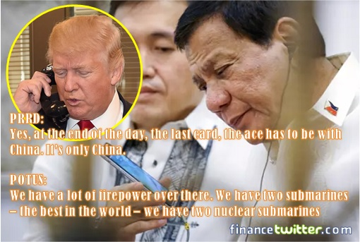 Leaked!! - Here's Transcript Of President Trump's Call With President Duterte