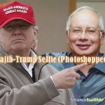 Mission Impossible! - Najib's Evil Plan To Meet Or Selfie With Trump At Saudi
