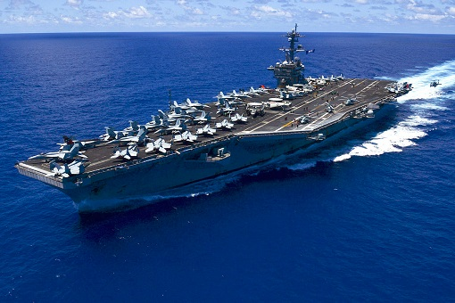 Aircraft Carrier - USS Carl Vinson