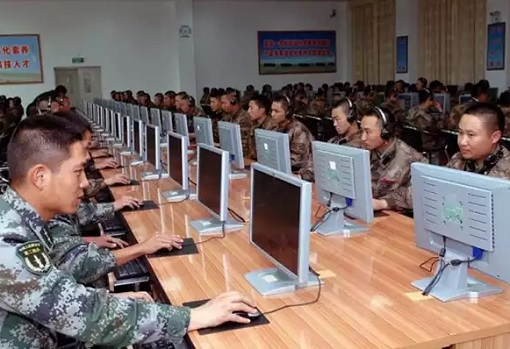 China - Cyber Security Law - Cyber Troopers