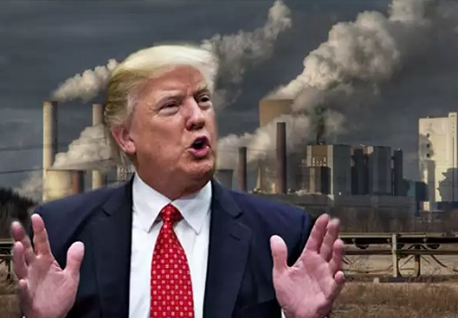 Donald Trump Withdraw From Climate Change Agreement