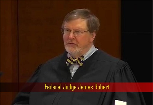 Federal Judge James Robart