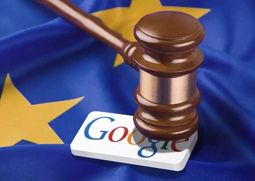 Google Fined 2.7 Billion US Dollars by European Union EU