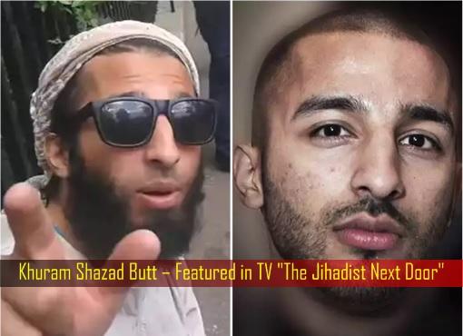 Khuram Shazad Butt – Featured in TV - The Jihadist Next Door