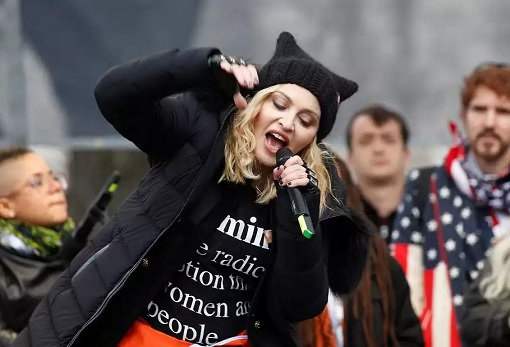 Madonna - Blowing Up the White House