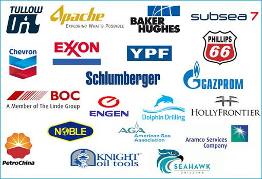 Oil Companies - Logo