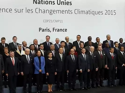 Paris France 2015 Climate Change Conference