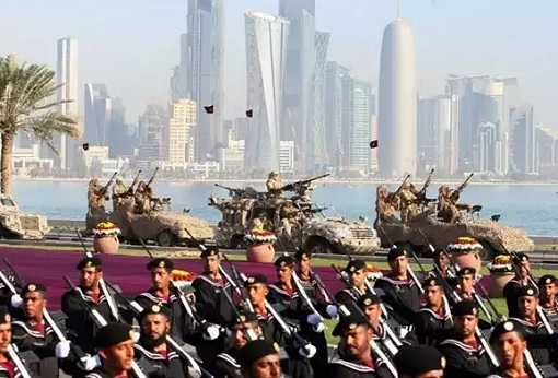 Qatar Military On High Alert Level