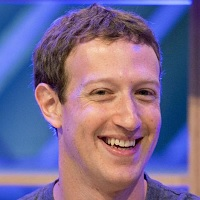Richest Person in Every State of United States of America 2017 - California - Mark Zuckerberg