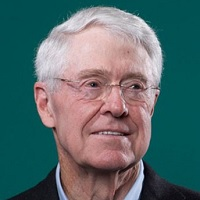 Richest Person in Every State of United States of America 2017 - Kansas - Charles Koch