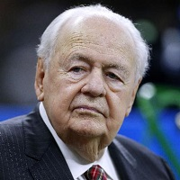 Richest Person in Every State of United States of America 2017 - Louisiana - Tom Benson and family