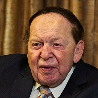 Richest Person in Every State of United States of America 2017 - Nevada - Sheldon Adelson