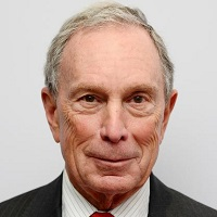 Richest Person in Every State of United States of America 2017 - New York - Michael Bloomberg