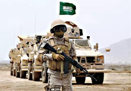 Saudi Arabia Military Armour Truck