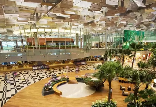 Singapore Changi Airport - Best Airport