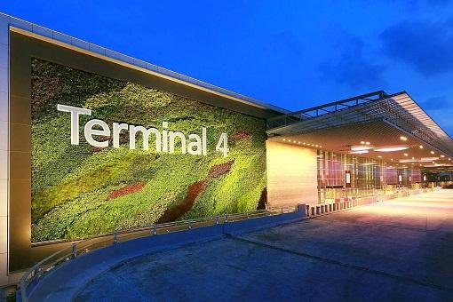 Singapore Changi Airport - Terminal 4