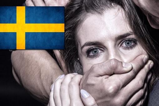 Sweden Rape Capital