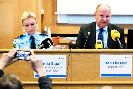 Swedish National Police Commissioner Dan Eliasson Begs for HELP - Migrants Crime and Violence Skyrockets