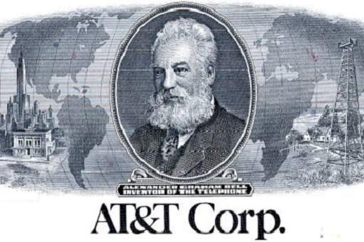 AT&T - Alexander Graham Bell