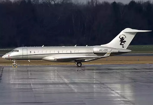 Bombardier Global 6000 9H-OPE Private Jet
