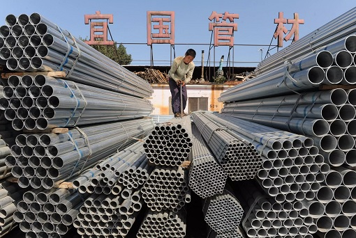 China Steel Manufacturing