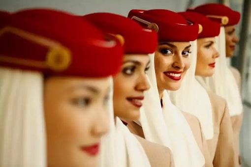 Emirates Airlines Cabin Crew