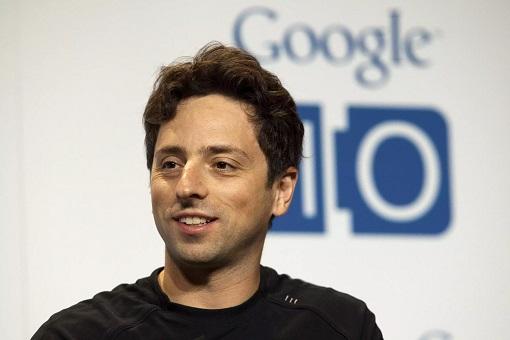 Google - Sergey Brin
