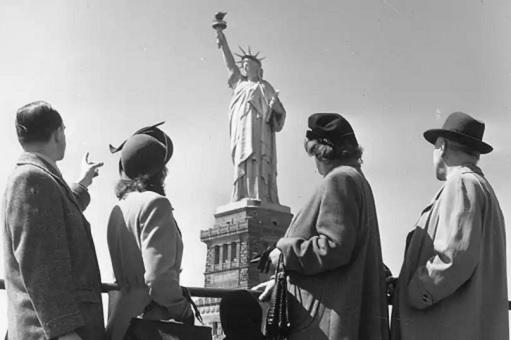 Immigrants Built America - Statue of Liberty