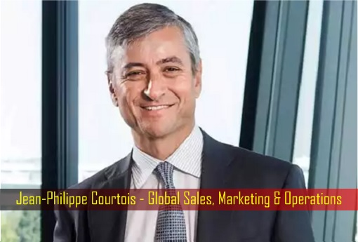 Jean-Philippe Courtois - VP & President of Microsoft Global Sales, Marketing & Operations