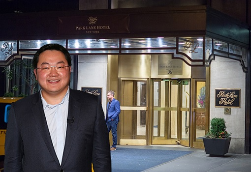 Jho Low's Park Lane Hotel - New York City