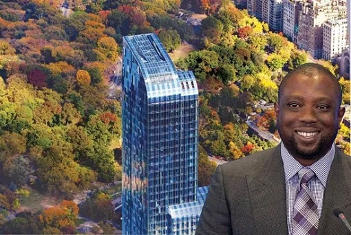 Kola Aluko One57 Penthouse - New York City