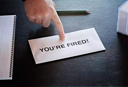 Layoff Retrenchment - You're Fired Letter