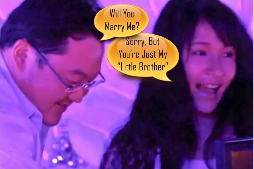 Malaysian Jho Low Engage Proposal To Taiwanese Elva Hsiao - Fails