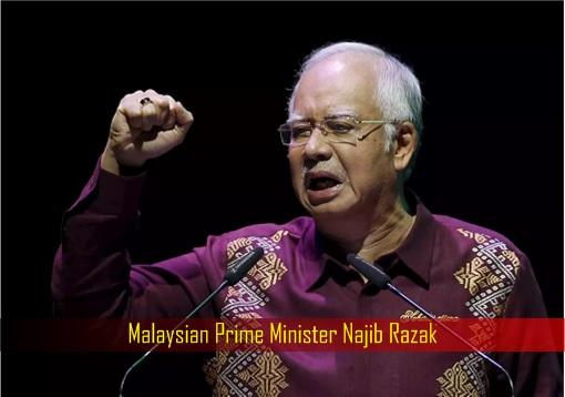 Malaysian Prime Minister Najib Razak - Speech