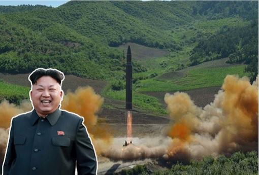 North Korea ICBM Missile Testing - Kim Jong-un