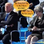 Leaked! - Trump Refuses To Visit UK ... Until A Warm Welcome Is