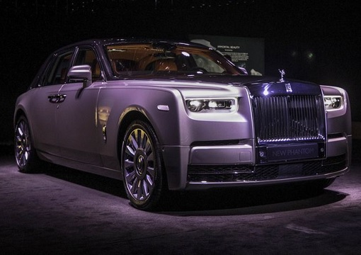 Rolls-Royce Phantom VIII - New Phantom