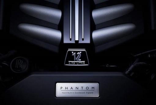 Rolls-Royce Phantom VIII - V12 Engine 2