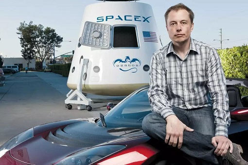 SpaceX - Elon Musk 2